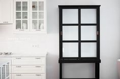 tall mesa black wayfair cabinet glass display keyword