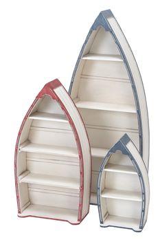 Boat shelves!