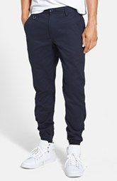 PUBLISH BRAND Tailored Fit Jogger Chinos