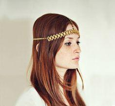 california sunshine headpiece