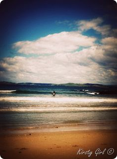 Surf - Photography by Kirsty Girl