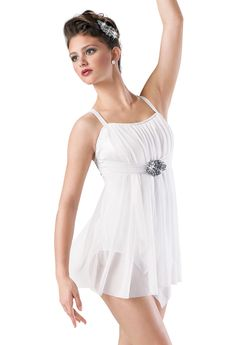 Diamond Embellished Dress; Weissman Costumes