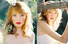 "Breathtaking... love the ""tangerine dream"" lip gloss"