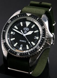 CWC - Cabot Watch Company | Royal Navy Divers Watch