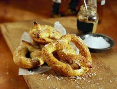 The French Version of the One of the Favourite Snacks - Ever: Soft Pretzels