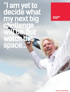 Through the stratospheric rise of Virgin Galactic interviewee Richard Branson is reaching out of this world levels, no other entrepreneur has reached before. (To download the FREE issue 08 of Foundr Magazine go to the link at the top of the page under the board description).