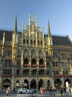 07 Town hall, Munich