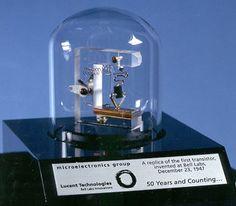 El Transistor (Año 1947)