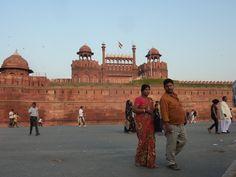 Delhi Fort Rouge (India) - Patrick Chaumont copyright 2012