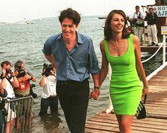 Hugh Grant et Elizabeth Hurley - 1996