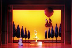 Get set go: stunning stage designs from around the world – in pictures