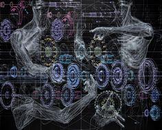 Atsushi Koyama, Undefined 18, oil on canvas, 130x162cm, 2015