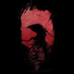 The black crow tee shirt design - Custom T Shirt Design
