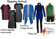 """Elongating verticals-one of the MANY reasons I always suggest ladies """"layer"""" with cardigans, blazers, scarves and accessories! Not only does it add visual interest and texture to your pictures, when done the right way it is extremely slimming-who doesn't love that? #lookskinnyinpictures #whattowearfamilyphotos"""