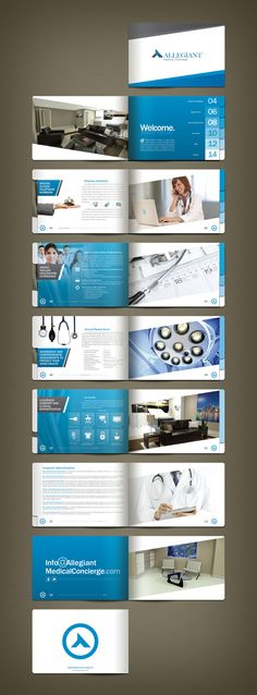 Allegiant Medical Concierge Brochure