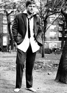 """Robert Redford en """"Descalzos por el Parque"""" (Barefoot in the Park), 1967"""