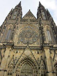 Catedral de Sn Vito. Praga, República Checa