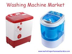 #SaudiArabia #WashingMachines Market
