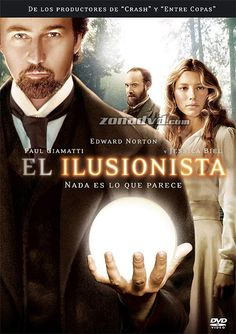 El ilusionista [VIDEO]. Director: Neil Burger. [Madrid] : Aurum, [2007] . DVD. 112 min.