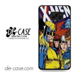 X Men Comic DEAL-12099 Samsung Phonecase Cover For Samsung Galaxy Note 7