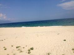 Beach in #Asprovalta #Thessaloniki #Greece http://evangeliarooms.gr/