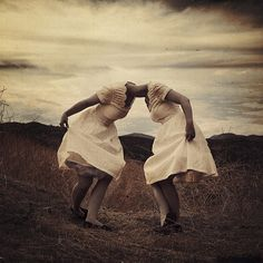a chance encounter, by Brooke Shaden, via Flickr.
