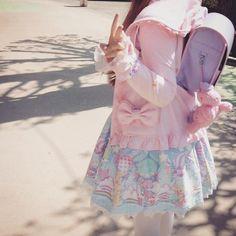 Pastel Fairy Tears : Photo