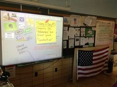 Good project based learning ideas such as: selling the 13 colonies or create a government !