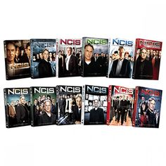 NCIS: Seasons 1-12 DVD