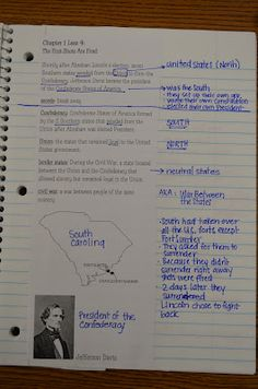 Heres a post with lots of good examples of interactive notebook heres a post with lots of good examples of interactive notebook entries social studies notebooksfoldables pinterest social studies note and ss pronofoot35fo Gallery