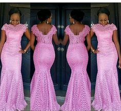 ~DKK ~ Latest African fashion, Ankara, kitenge, African women dresses, African p. from Diyanu African Lace Styles, African Lace Dresses, Latest African Fashion Dresses, African Dresses For Women, African Print Fashion, African Attire, African Women, African Prints, Ankara Styles