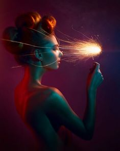 Light my fire by Phlearn