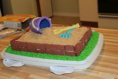Ben's 3rd Birthday cake!