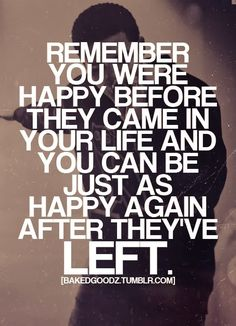true true and I'm trying to find that happiness