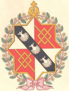 Lady Diana Spencer's Coat of Arms