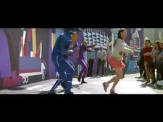 ▶ Street dance – miejski styl Samsung Galaxy A - YouTube