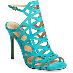 "Vince Camuto 'Kristana' Gladiator Sandal, 4"" heel"