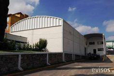 Bodega en Renta en Atizapan, Estado de México  Acceso controlado por caseta de vigilancia. Techo tipo arco con secciones traslúcidas. Construcción ...  http://atizapan-de-zaragoza.evisos.com.mx/bodega-en-renta-en-atizapan-estado-de-mexico-id-617062