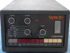 MATRIXSYNTH: Multivox FR-4 Preset Drum Machine