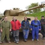 Repliku tanku Panther Ausf. A najdete v Muzeu na demarkační linii v Rokycanech Nicolas Cage, Panther, Panthers, Black Panther