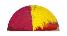 Gretchen Albrecht - In a Shower of Gold, 250 x 500 cm, acrylic on Belgian linen Abstract Painters, Abstract Art, New Zealand Art, Nz Art, Make Arrangements, Artist Gallery, Elements Of Art, Traditional Art, Bean Bag Chair