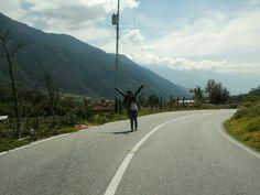Libre en la carretera, Paramo de la Culata Edo. Merida