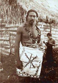 The representative of a Samoan district in...