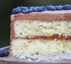 White Zucchini Cake ~ http://iambaker.net