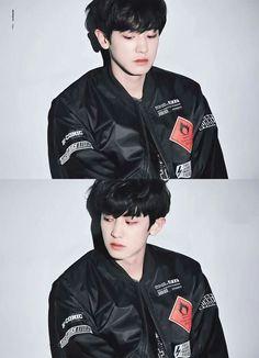 My bias Chanyeol oppa