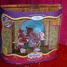 tote bag Only Hearts Club So Small Pets ballet set tutu more NIB