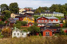 Old Porvoo, why is it the most popular day-trip from Helsinki? - Engineer on tour