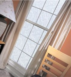 Austin Etched Glass Privacy