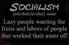"""Socialism never works ... """"Eventually you run out of other people's money!"""" - Maragret Thatcher"""