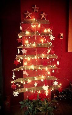 alternative christmas trees   My alternative christmas tree